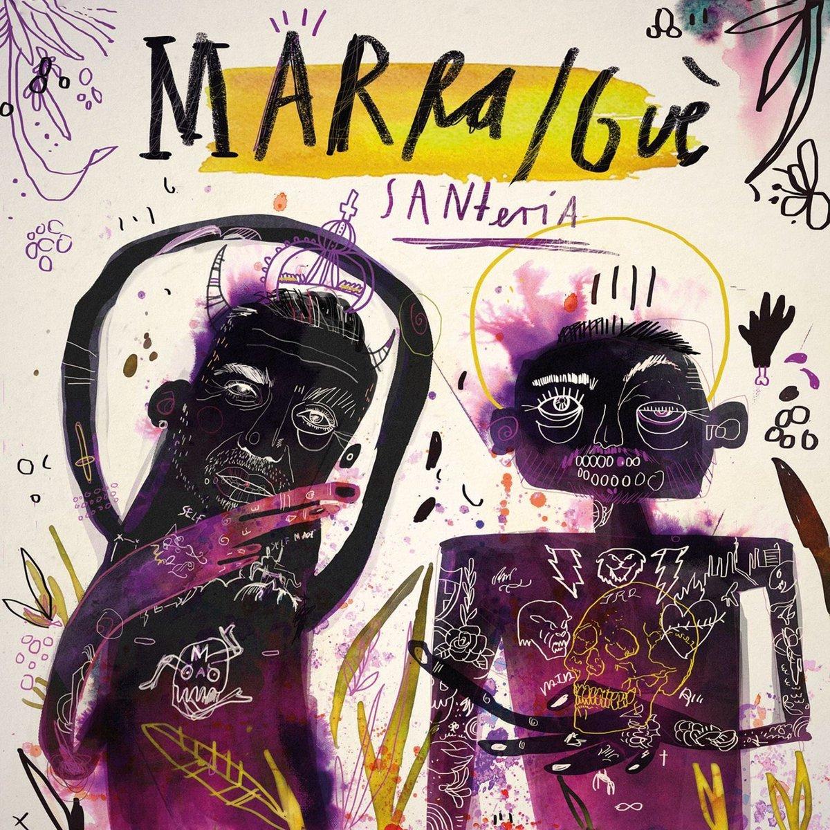 10. Marracash & Gué Pequeno - Santeria