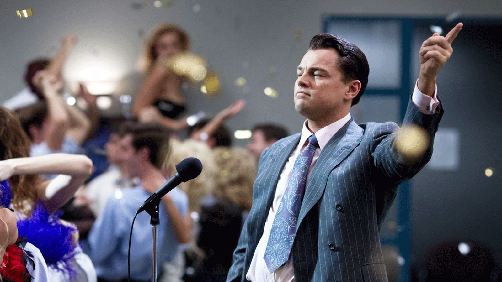 9. The Wolf of Wall Street